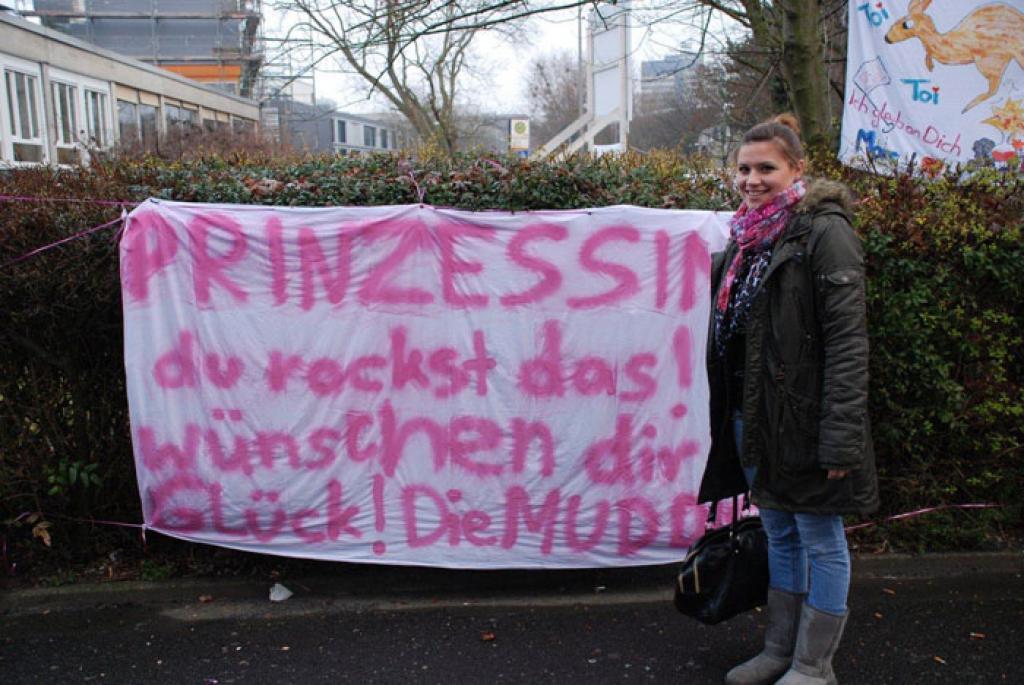 Abitur 2011 Zittern Und Zuversicht Fls Im Abi Fieber